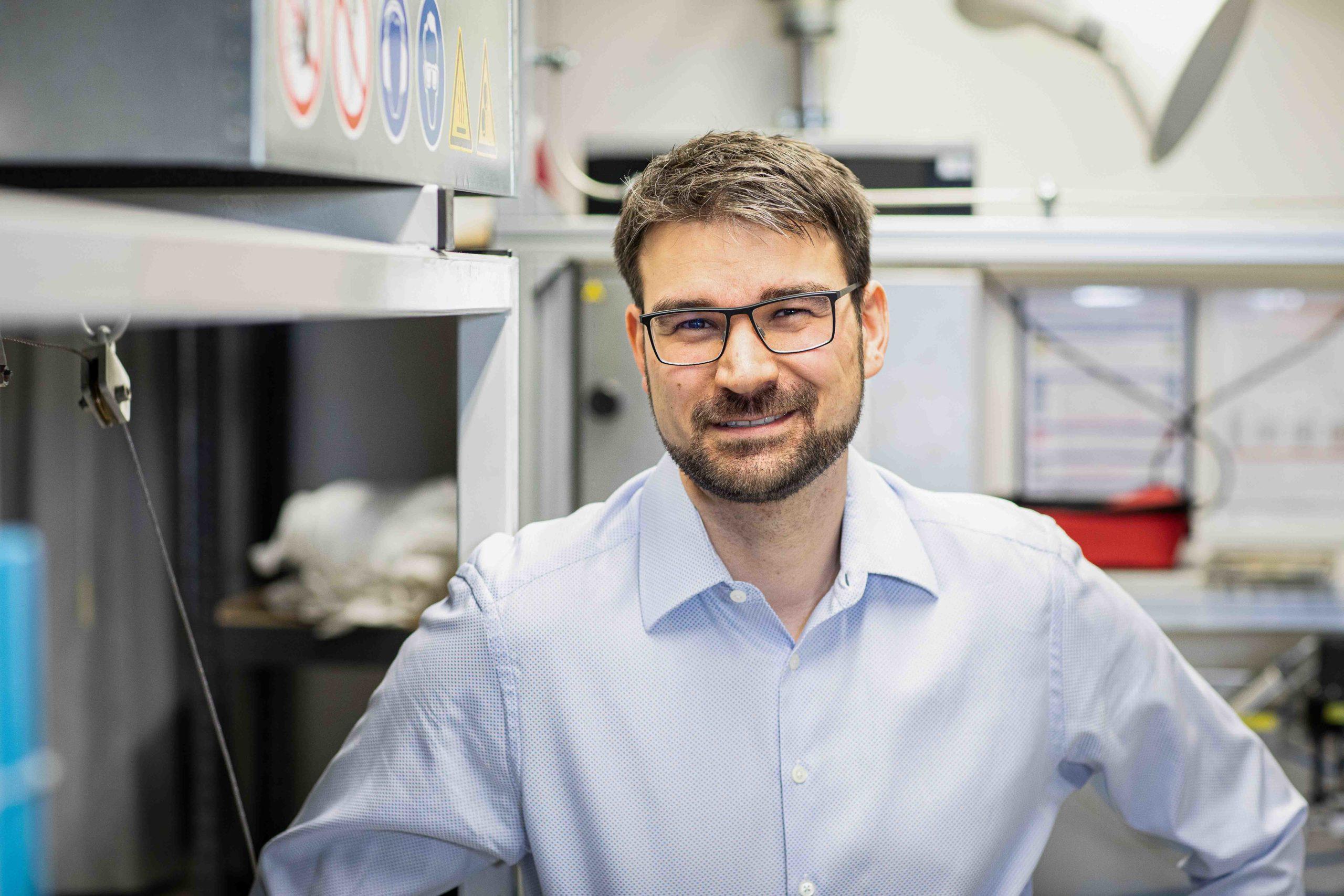 M.Sc. Tobias Standau | Polymer Engineering Bayreuth