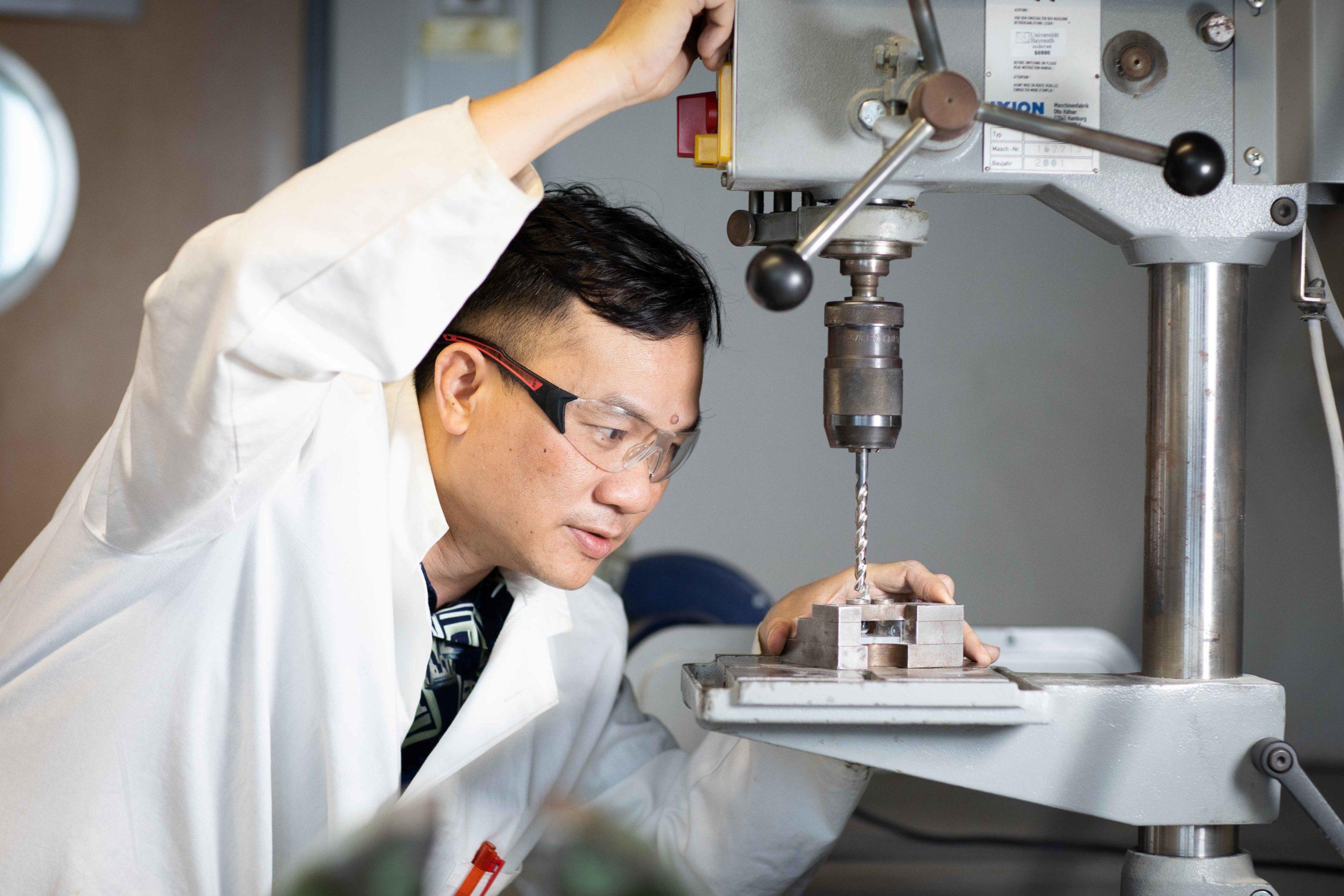 Dr.-Ing. Du Ngoc Uy Lan | Polymer Engineering Bayreuth