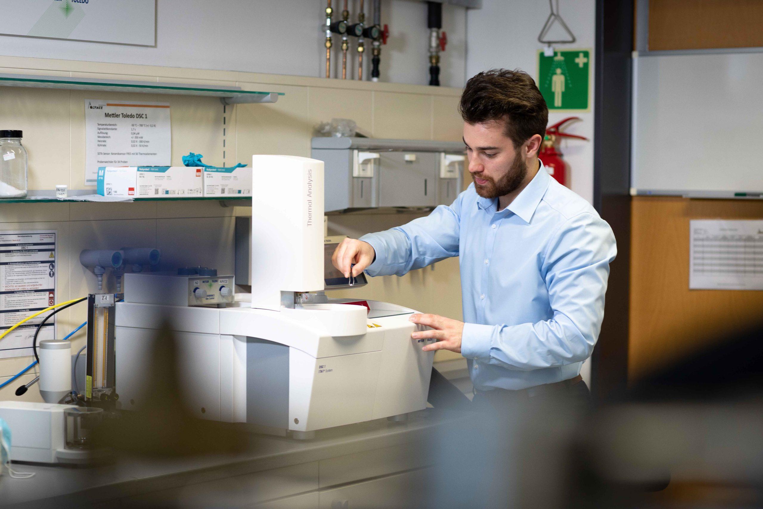 M.Sc. Justus Kuhnigk | Polymer Engineering Bayreuth