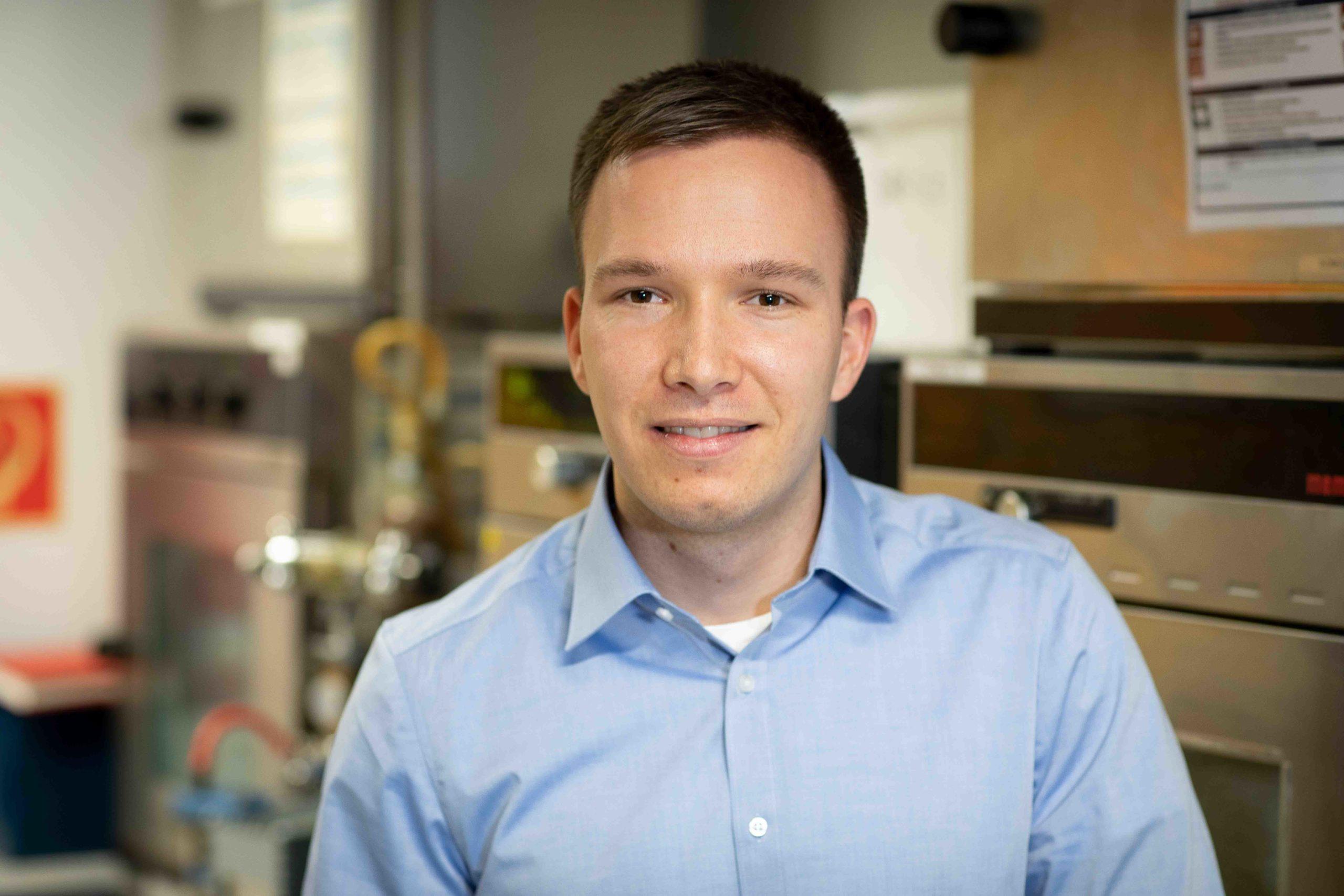 M.Sc. Michael Hoffmann | Polymer Engineering Bayreuth