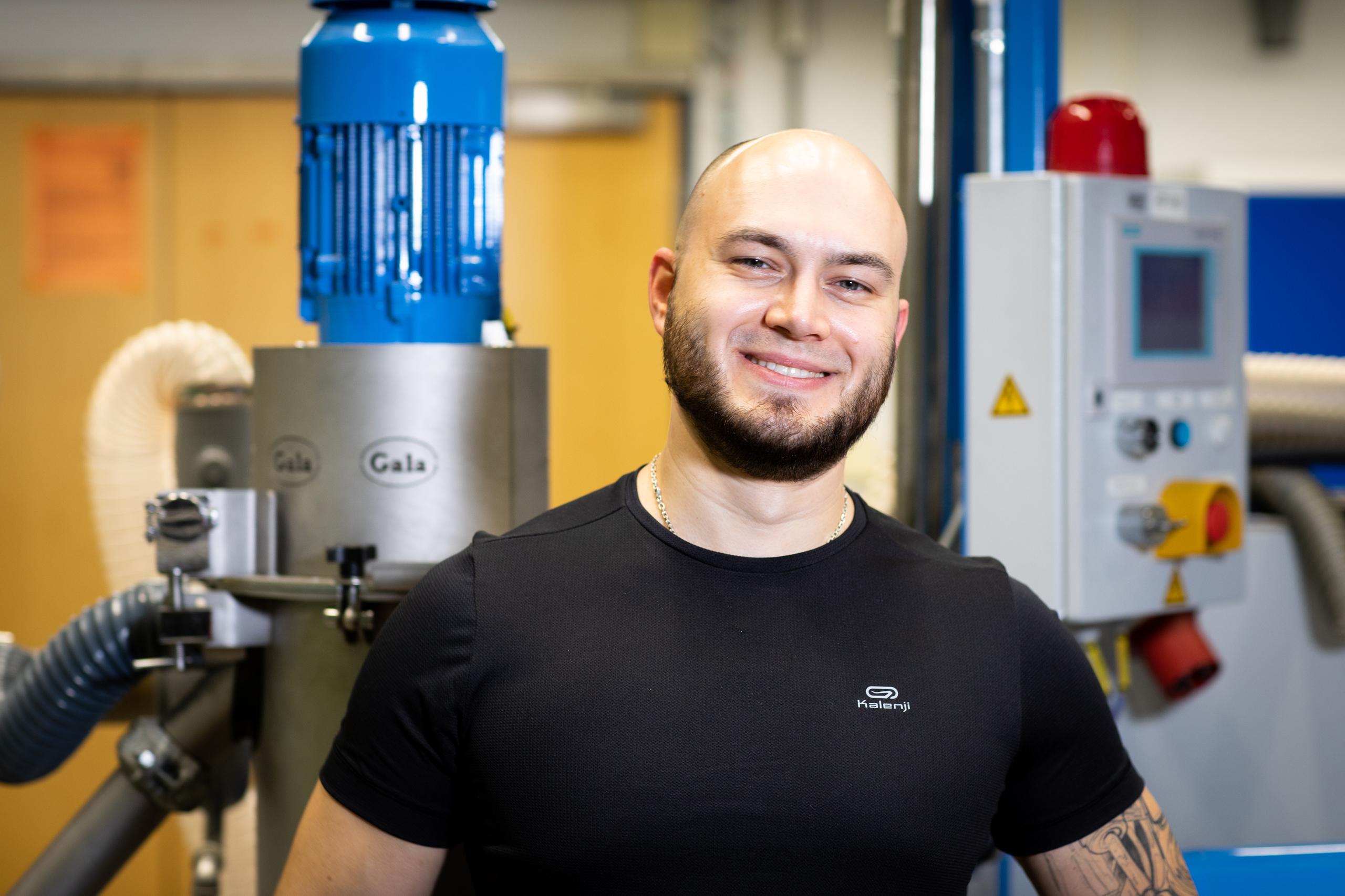 M.Sc. Nick Weingart | Polymer Engineering Bayreuth