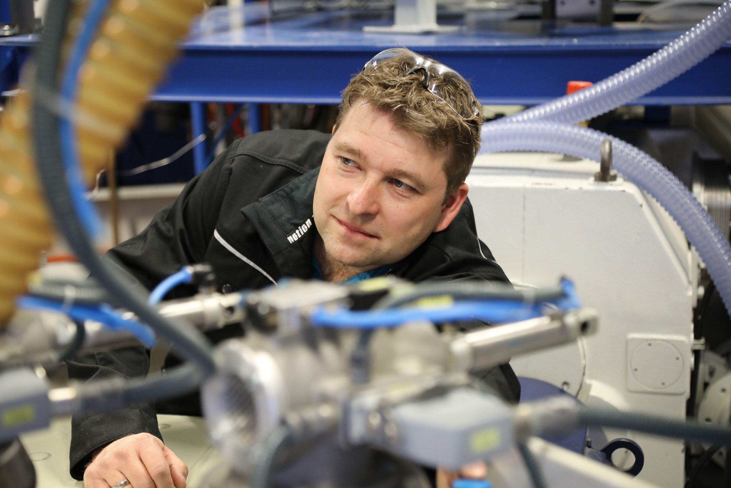Markus Schirmer | Polymer Engineering Bayreuth