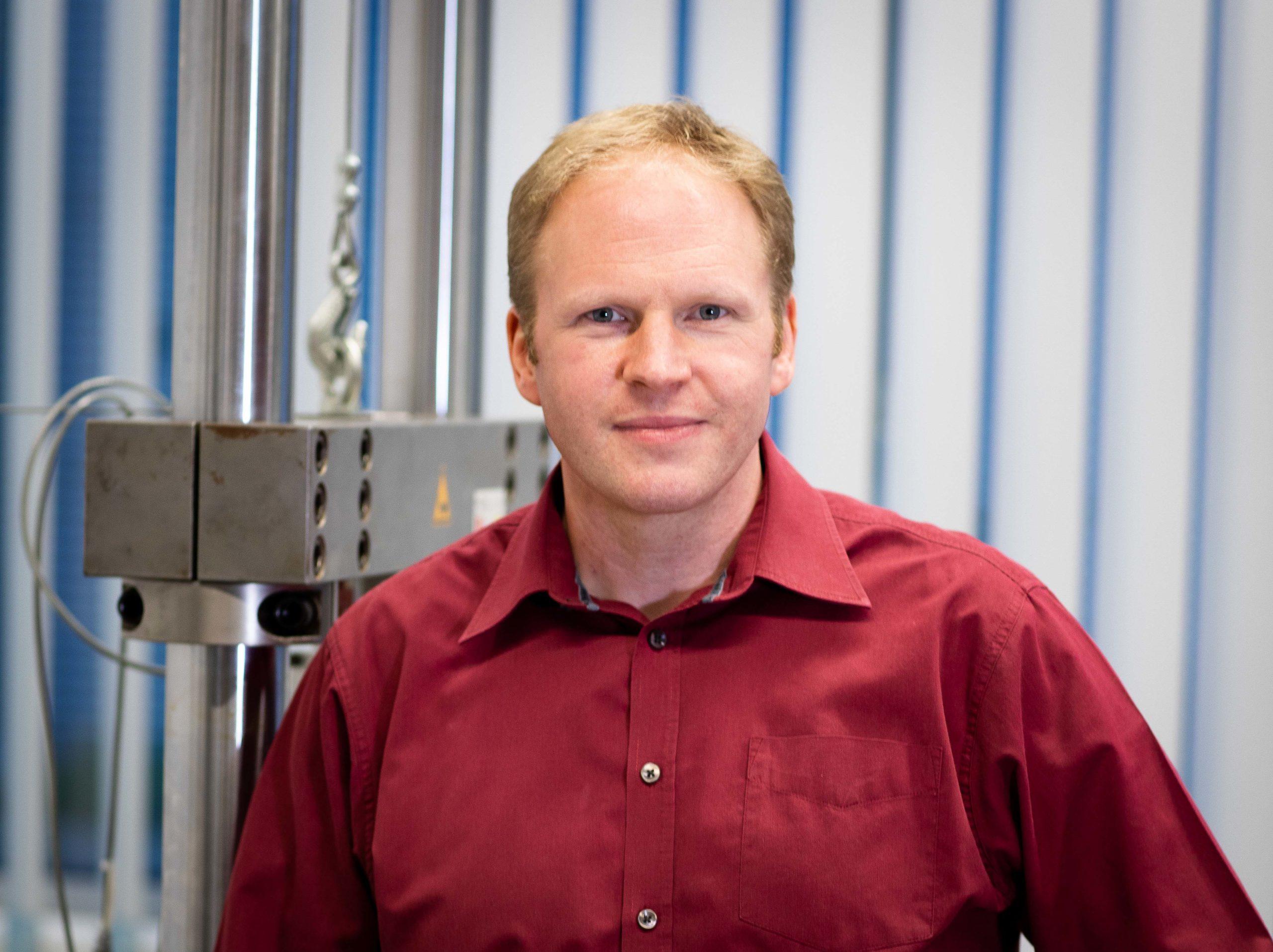 Dipl.-Ing. Alexander Brückner | Polymer Engineering Bayreuth