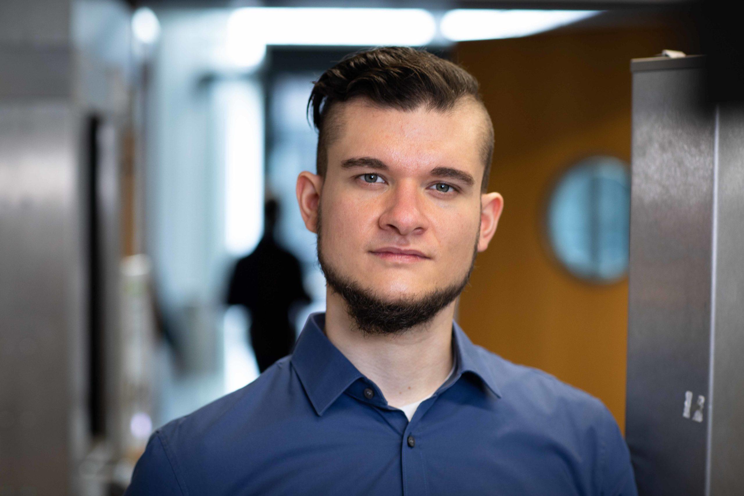 M.Sc. Fabian Hübner | Polymer Engineering Bayreuth