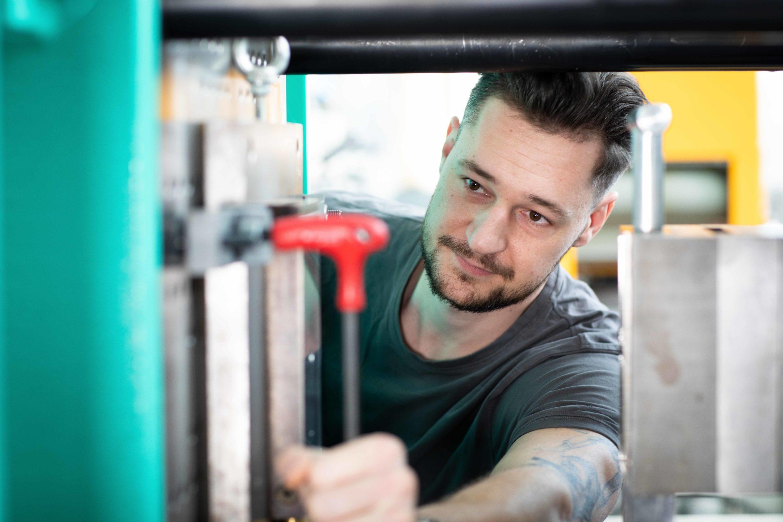Sebastian Gröschel | Polymer Engineering Bayreuth
