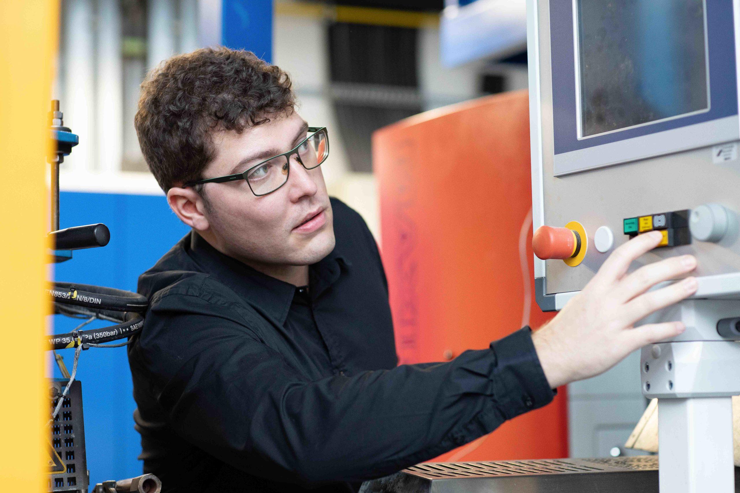 M.Sc. Johannes Meuchelböck | Polymer Engineering Bayreuth
