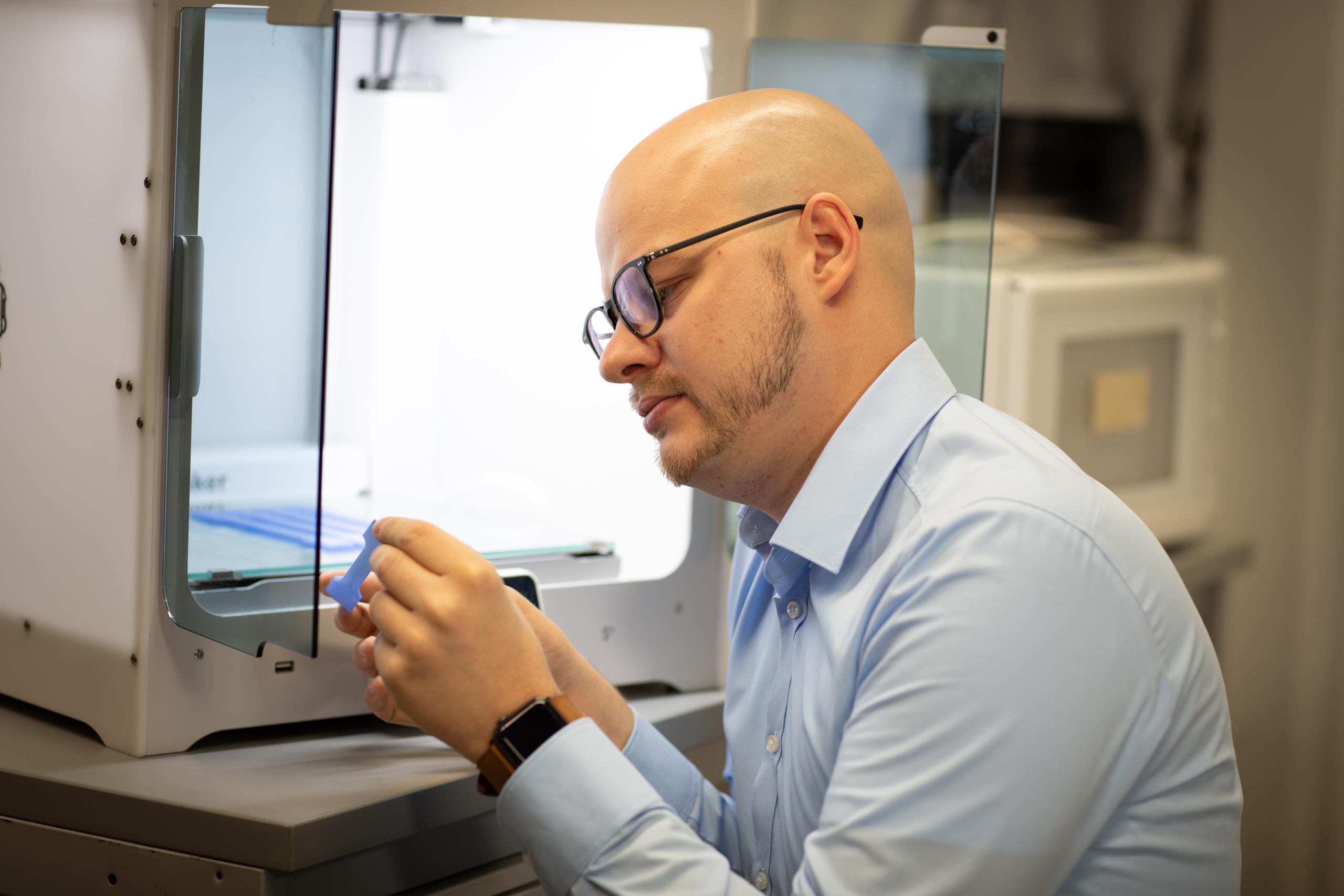 M.Sc. Nico Geis | Polymer Engineering Bayreuth