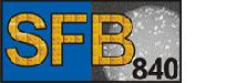 Logo SFB 840 | Polymer Engineering Bayreuth