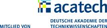 Logo acatech | Polymer Engineering Bayreuth