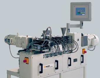 BUSS Ko-Kneter | Polymer Engineering Bayreuth