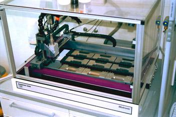 CNC Probenfräse | Polymer Engineering Bayreuth
