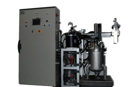 2K-Injektionsanlage | Isojet | Polymer Engineering Bayreuth