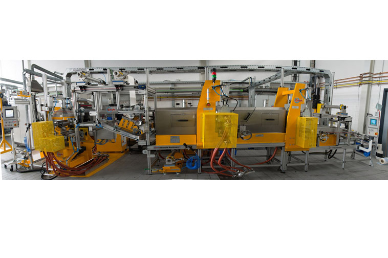 Prepreg Imprägnieranlage | Polymer Engineering Bayreuth