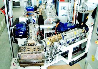 Tandem-Extrusionsanlage | Reifenhauser | Polymer Engineering Bayreuth