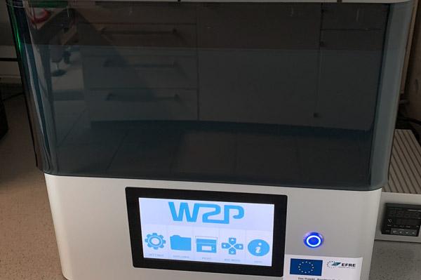 3-D-Drucker DLP | Polymer Engineering Bayreuth