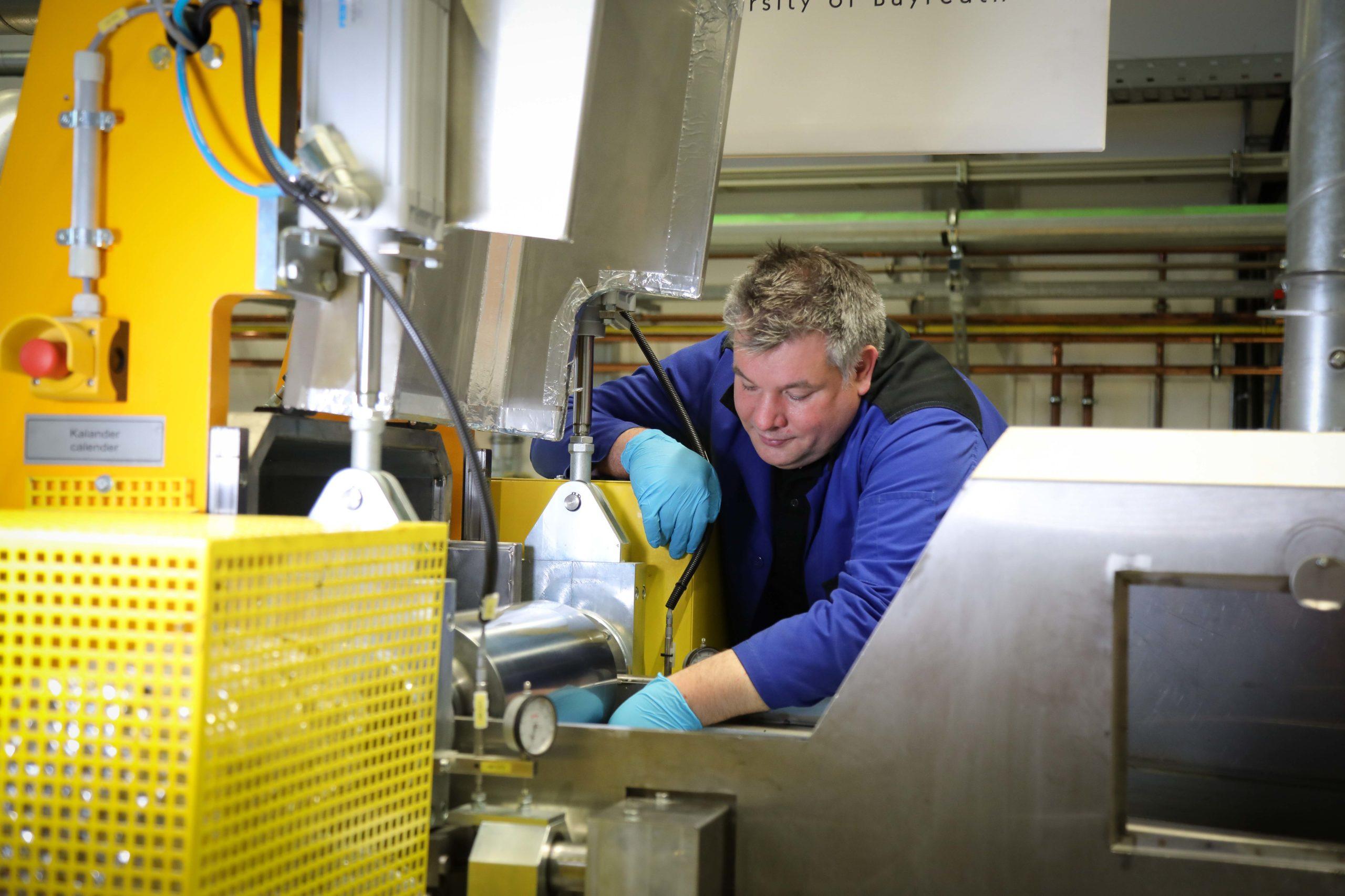 Christian Bauer | Polymer Engineering Bayreuth