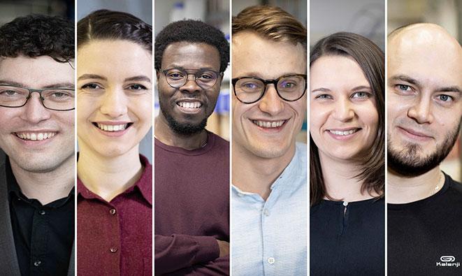 Team des Lehrstuhls für Polymere Werkstoffe | Polymer Engineering Bayreuth