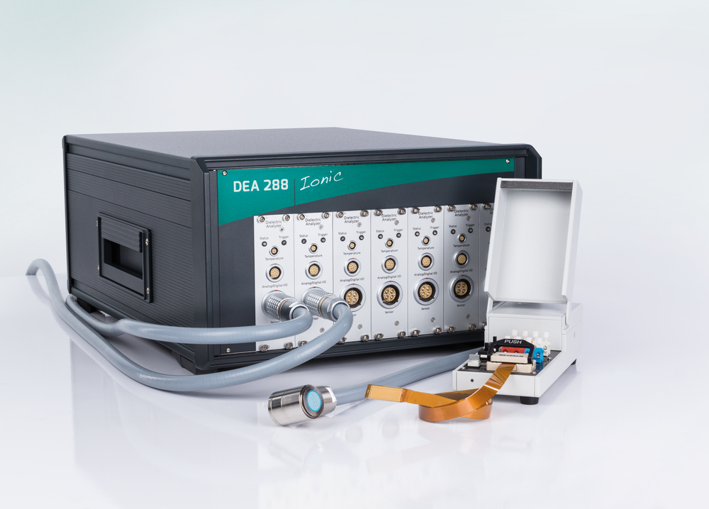 Dielektrische Analyse | NETZSCH DEA 288 EPSILON | Polymer Engineering Bayreuth