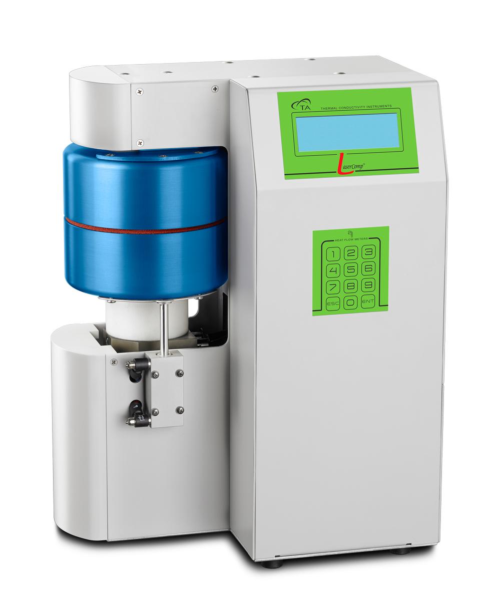 Wärmeleitfähigkeitsmessgerät | Lasercomp Fox 50 | Polymer Engineering Bayreuth