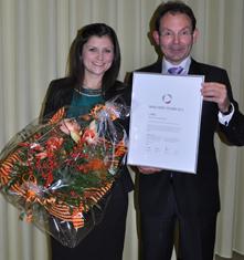 Preisverleihung Rehau-Preis Technik 2013 | Polymer Engineering Bayreuth