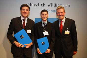 Preisverleihung VDI 2012 | Polymer Engineering Bayreuth