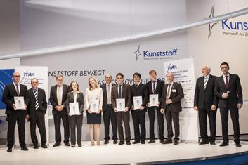Preisverleihung WAK Wilfried-Ensinger-Preis 2013 | Polymer Engineering Bayreuth