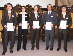 Preisverleihung Oechsler-Preis 2008 | Polymer Engineering Bayreuth