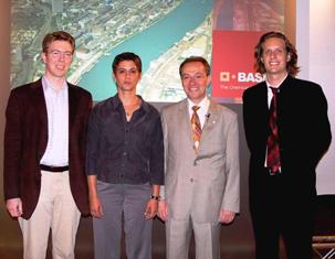 Preisverleihung Reimund-Stadler-Medaille (GDCh) 2005 | Polymer Engineering Bayreuth