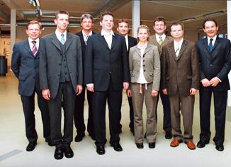 Preisverleihung Rehau-Preis Technik 2005 |Polymer Engineering Bayreuth