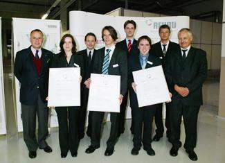 Preisverleihung Rehau-Preis Technik 2006 |Polymer Engineering Bayreuth