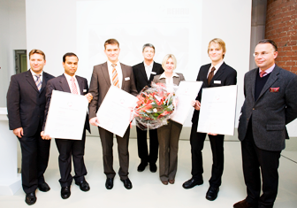 Preisverleihung Rehau-Preis Technik 2008 | Polymer Engineering Bayreuth
