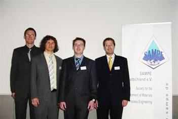Preisverleihung SAMPE-Innovation-Preis 2005 |Polymer Engineering Bayreuth