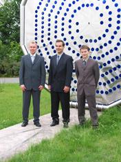 Preisverleihung VDI-Preis 2004 | Polymer Engineering Bayreuth