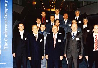 Preisverleihung Wilfried-Ensinger-Preis 2004 | Polymer Engineering Bayreuth