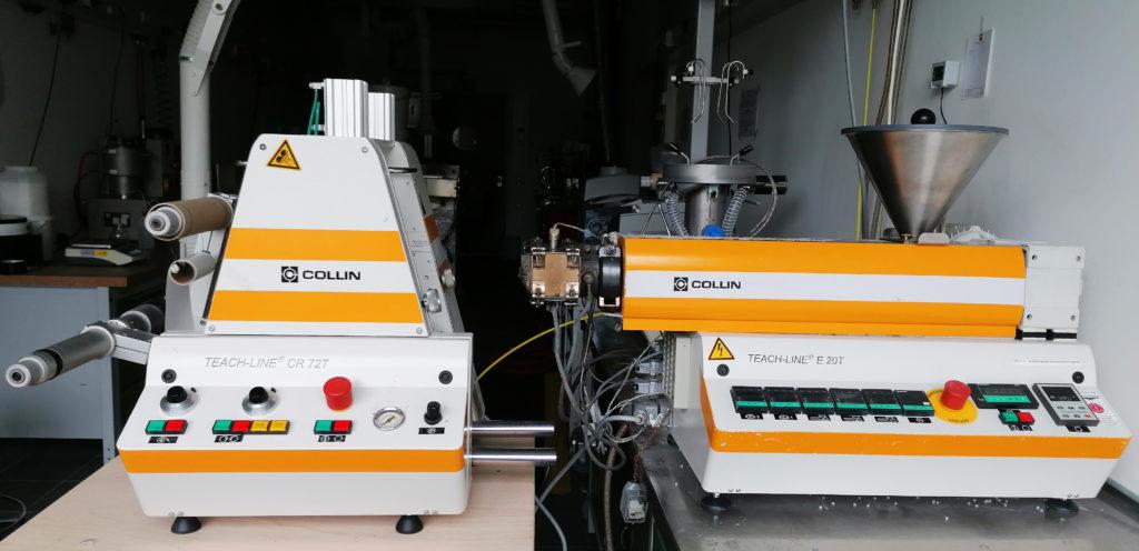 Collin Techline Folienextruder